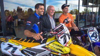 Ya se palpita la tercera fecha del Mundial de Motocross