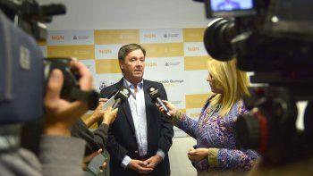 El subsecretario de Transporte y Tránsito, Fernando Palladino, dijo que la amenaza a Moscoso es preocupante.