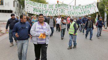 Marchas, paro, movilizaciones y pedidos de renuncias hace el gremio.