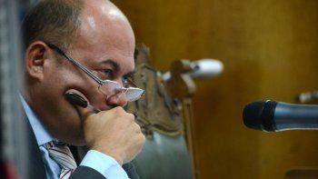 el 31 de mayo acusan al ex juez munoz de peculado