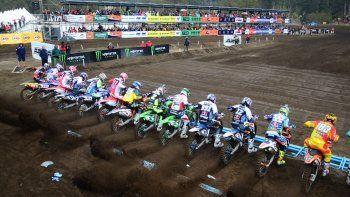 El circuito Patagonia Race Trak lucirá impecable para recibir desde mañana lo mejor del motocross mundial.
