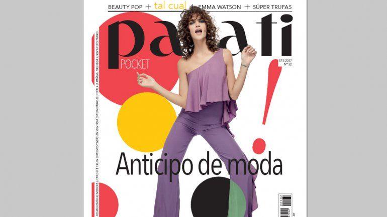 Anticipate a la moda y llevate la revista Para Ti con 20 pesos