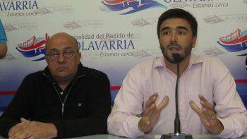 El intendente de Olavarría echó a su jefe de Gabinete