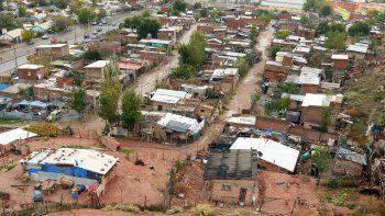 La toma Pacífica, uno de los asentamientos que se regularizarán.