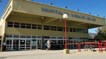 El hospital modernizará parte de su edificio.