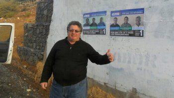 Detienen en Jujuy a un gremialista neuquino que estaba prófugo
