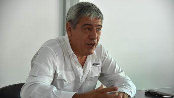 Julio Fuentes saltó de ATE Neuquén a ser un sindicalista estatal de la región.