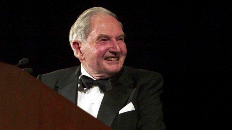 A los 101 murió el multimillonario Rockefeller