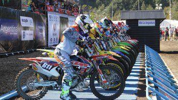Fue un fin de semana positivo, para la provincia, el país y el motocross, expresó el piloto de Cipolletti.