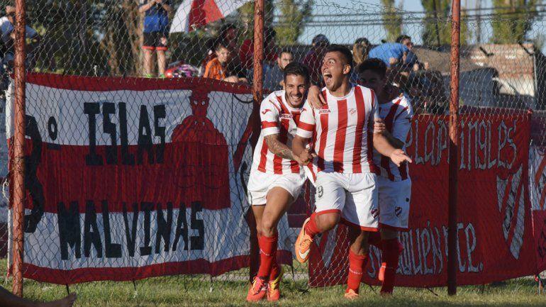 Huguito marcó tres goles en los últimos tres partidos en casa y quiere estirar su buen momento en el Maiolino.