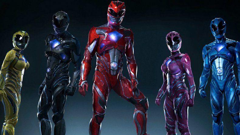 La serie de los superhéroes fue creada en 1993.