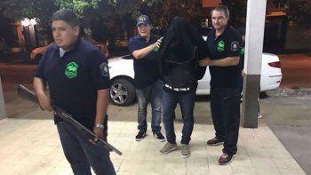 Se espera que hoy lo indague el fiscal Marcos Borghi, a quien el delincuente alguna vez amenazó de muerte.