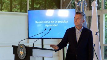 Macri llamó a la unidad para salir adelante y habló de gesta nacional.