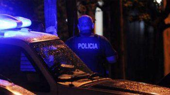 Una mujer murió baleada en medio de una persecución policial