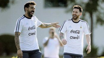 ¿Quiénes juegan? Así formaría la Selección argentina frente a Chile