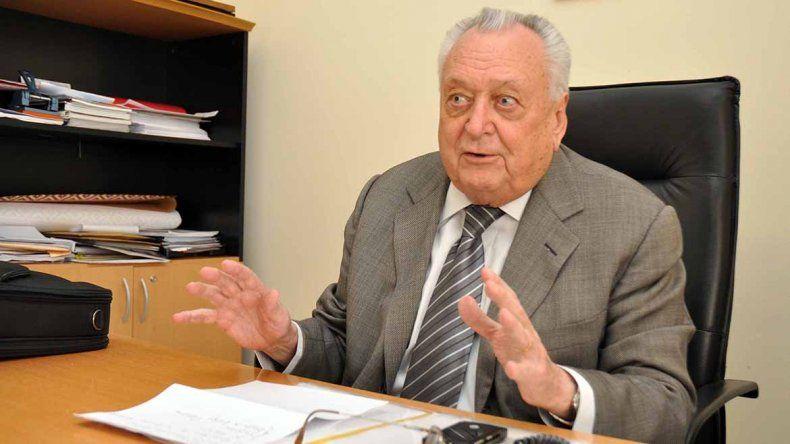 Murió el ex gobernador Pedro Salvatori