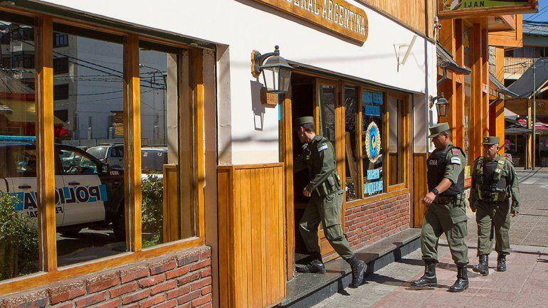 Allanaron la sede de la Policía Federal por una causa narco
