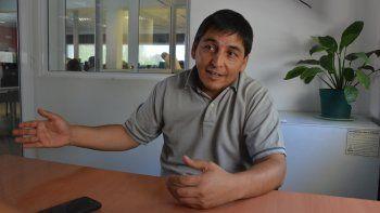 Quintriqueo dijo que el acuerdo de Sitramune perjudica a los municipales.