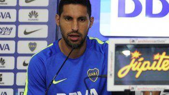 El defensor de Boca expresó que al equipo le hacen pocos goles.
