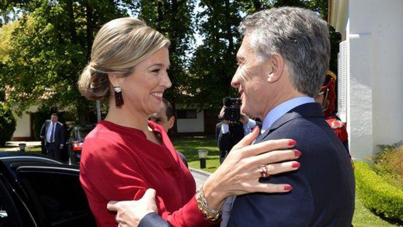 Los detalles de la visita de Máxima Zorreguieta en Villa la Angostura