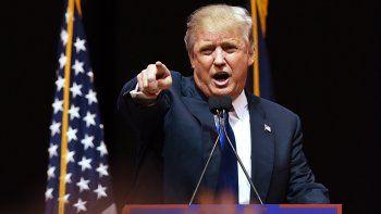 Trump amenaza a Corea del Norte y dice que busca problemas