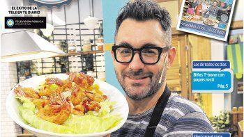 Cocineros Argentinos celebra sus tres años de recetas compartidas