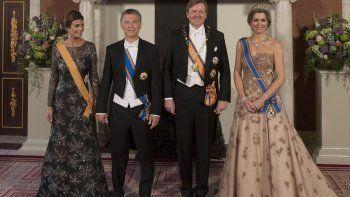 El Presidente dijo que Argentina y Holanda deben ser socios estratégicos.