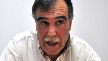 Javier Bertoldi, actual diputado y ex intendente de Centenario.