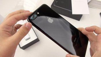 Llega el iPhone 7 plus: se venderá a 30 mil pesos y en hasta 50 cuotas