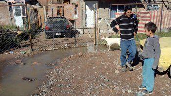 Vecinos de Cordón Colón cortarán las calles ante la falta de obras