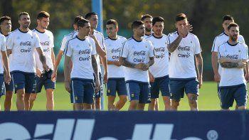 ¿Quién será el reemplazante de Messi para jugar en La Paz?