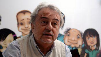 Ricardo Riva, actual defensor del Pueblo de Neuquén.
