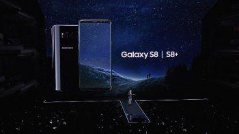 conoce el s8, el nuevo smartphone lanzado hoy por samsung