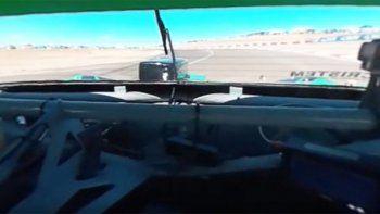 adrenalina en 360 grados: date una vuelta por el autodromo de centenario en un auto del tc
