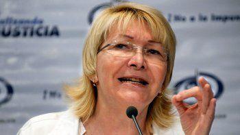 La sorpresiva declaración de Luisa Ortega, el día después de el golpe.