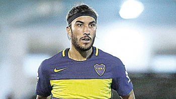 Pérez le ganó la pulseada a Barrios y será titular en Boca.