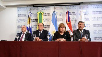 El Mercosur le pide a Venezuela que respete la división de poderes
