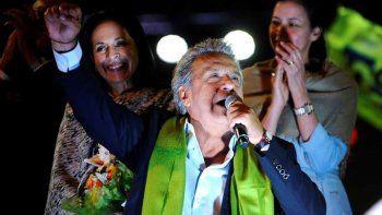 ecuador: lenin moreno fue confirmado como presidente electo
