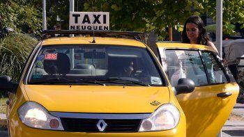 El jueves no habrá taxis: adhieren al paro nacional del 6 de abril