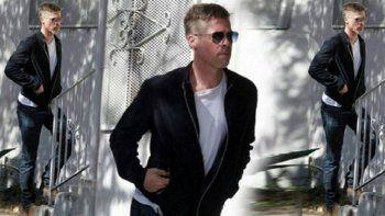 Brad Pitt está muy flaco y preocupa su salud