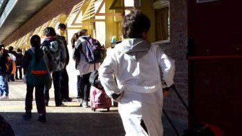 Hace casi cinco semanas que los chicos no tienen clases en Neuquén.