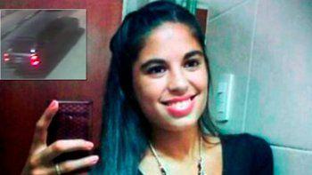 Desesperación por la desaparición de una joven
