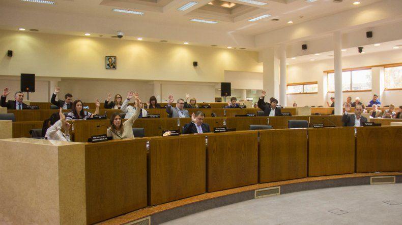 El Concejo Deliberante aprobó varios proyectos de ordenanza durante la sesión que se realizó ayer.