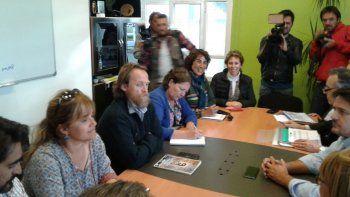 Reunión ATEN-Gobierno: continúa el lunes a las 8