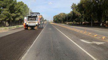 Ruta 7: por trabajos viales