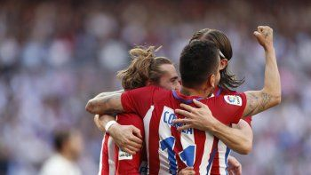 Atlético y Real buscan las semis de la Champions