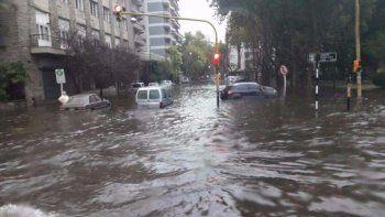 En Mar del Plata se vivieron horas de tensión: más de 100 evacuados.