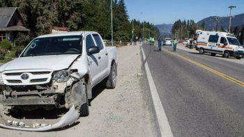 Vialidad llega a San Martín para que la Ruta 40 sea más segura