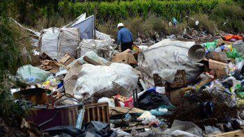piden urgente una solucion al problema de la basura