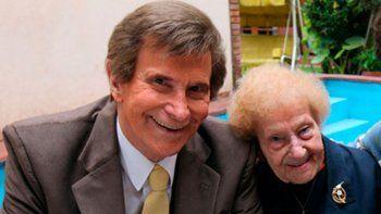 Silvio Soldán desmintió la muerte de su madre